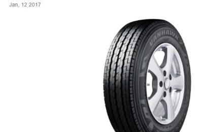 Bridgestone lansează noua anvelopă Firestone Vanhawk 2
