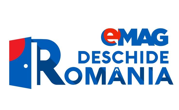 """eMag: Aproape 200 de magazine vand deja prin programul """"Deschide Romania"""""""