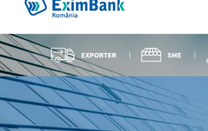 EximBank prelungește oferta de garanții pentru băncile care finanțează IMM-urile
