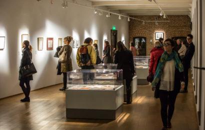 ARCUB continuă seria de expoziții de artă și în 2017