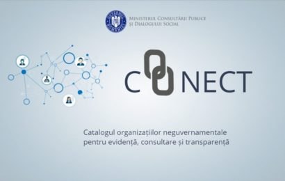 """Se va lansa """"CONECT""""- Catalogul Organizațiilor Neguvernamentale"""