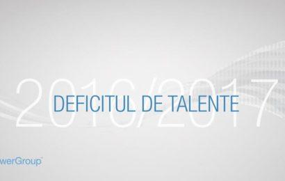 ManpowerGroup: Angajatorii romani se confrunta cu un deficit acut de talente