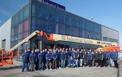 Industrial Access vizează 40% din piaţa de închiriere a echipamentelor de construcţii