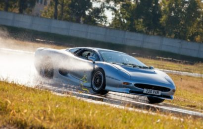 Bridgestone, anvelope pentru o mașină legendară