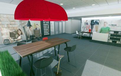 IMMOFINANZ aduce conceptul de birouri myhive în România