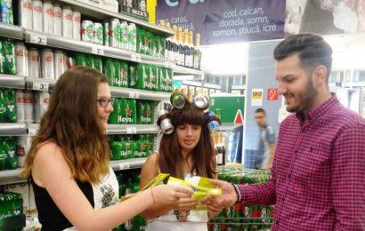 Auchan: 400.000 de doze de aluminiu au fost colectate pentru reciclare