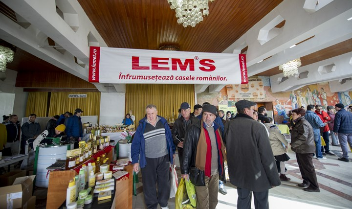 LEMET a sponsorizat o noua ediție a Târgului Mierii din Campina