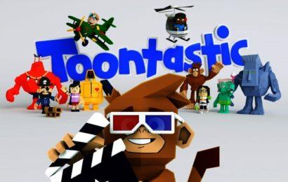 Google a lansat aplicatia Toontastic 3D pentru copii