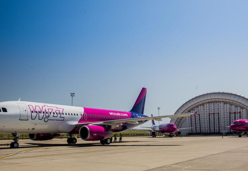 Wizz Air a anunțat un nou zbor dinspre București spre Israel