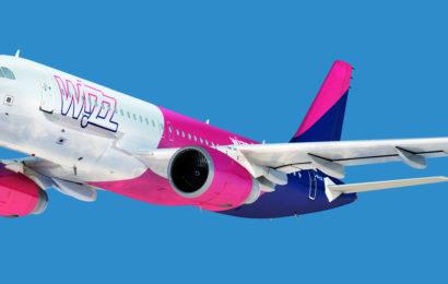 Wizz Air lanseaza orarul de iarna cu o promotie speciala
