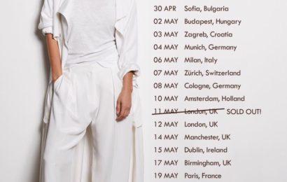 Natalie Imbruglia va concerta la București