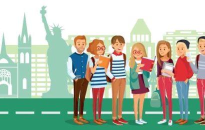 Trei studenti pleaca la New York, pentru o experienta educationala
