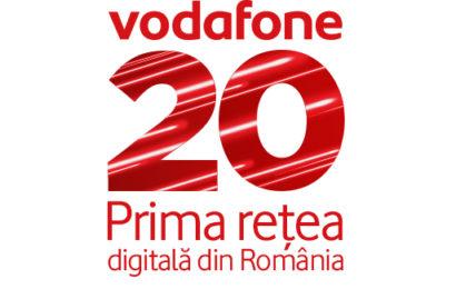 Vodafone România ofera internet nelimitat gratuit de Ziua Îndrăgostiților