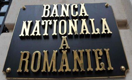 Rezervele valutare gestionate de BNR au crescut cu 276 milioane de euro