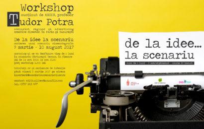 Realizatorii filmului #selfie69 organizează un atelier-curs de scenaristică