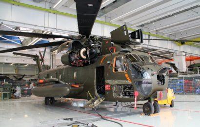 Airbus a câștigat un contract pentru modernizarea a 26 de elicoptere