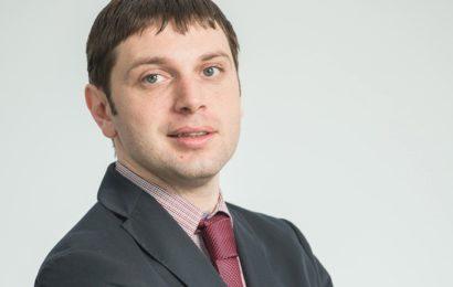 Costin Bănică este noul șef al departamentul industrial al JLL Romania