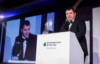 Cristian Covaciu, Directorul General IPEC, este Antreprenorul anului 2016 in Romania