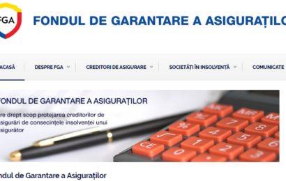 FGA a inițiat plățile către creditorii de asigurări ai Forte
