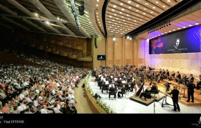 Se pun în vânzare biletele individuale pentru Festivalul Enescu 2017 în rețeaua Eventim
