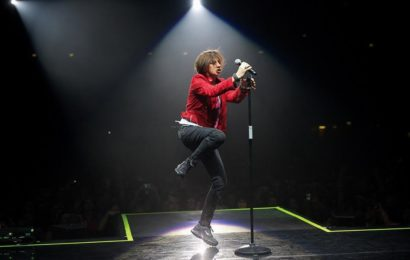 Gianna Nannini, in concert la Bucuresti