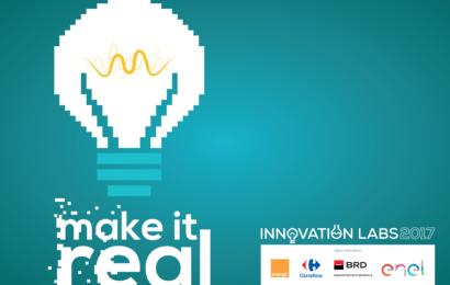 S-au deschis înscrierile la Innovation Labs 2017