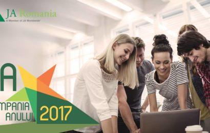 JA Compania Anului, competitie europeana de antreprenoriat dedicata tinerilor