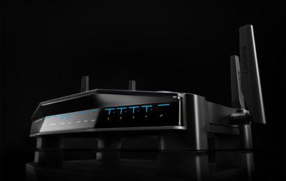 ELKO Romania lanseaza routerul de gaming Linksys WRT32X