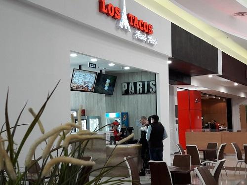 Investitie de 65.000 de euro pentru prima unitate Los Tacos
