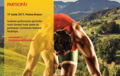 Încep înscrierile pentru cea de-a opta ediție a Maratonului DHL Ştafeta Carpaţilor
