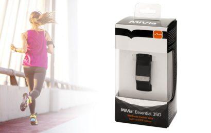 MiTAC lansează prima brățară de fitness din lume cu senzor EKG