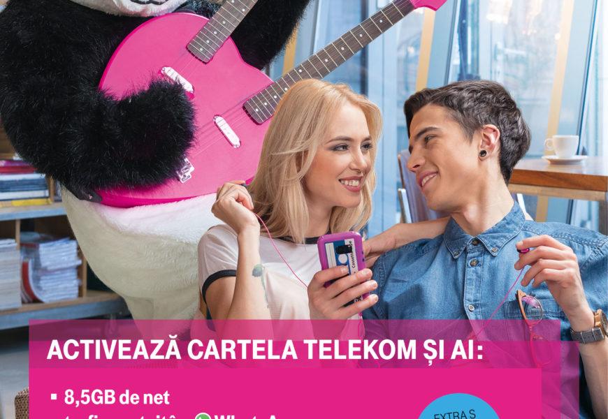 Telekom Romania anunta noile oferte de primavara
