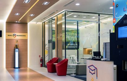 Automatele de plăți ale Băncii Transilvania au noi opțiuni digitale