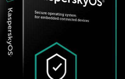 Kaspersky Lab a lansat un sistem de operare
