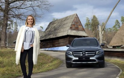 Mercedes-Benz Romania lanseaza prima sa campanie de brand