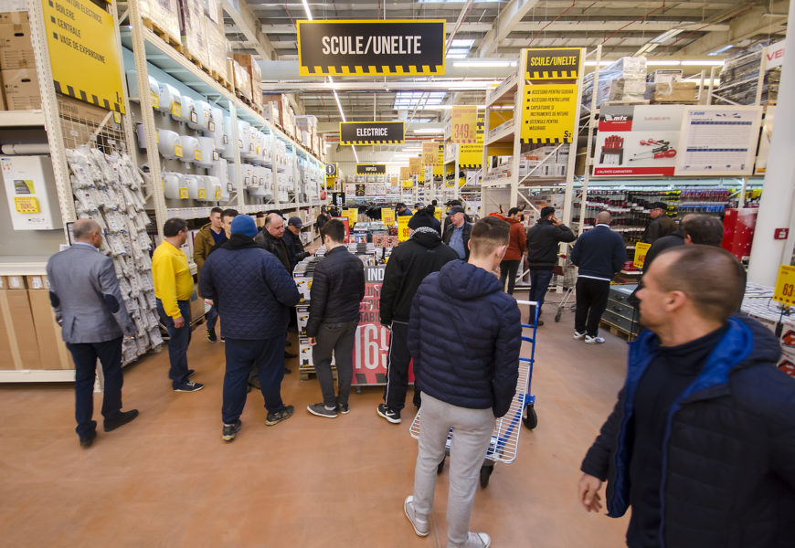 Arabesque investeste 10 milioane de euro in primul magazin MatHaus