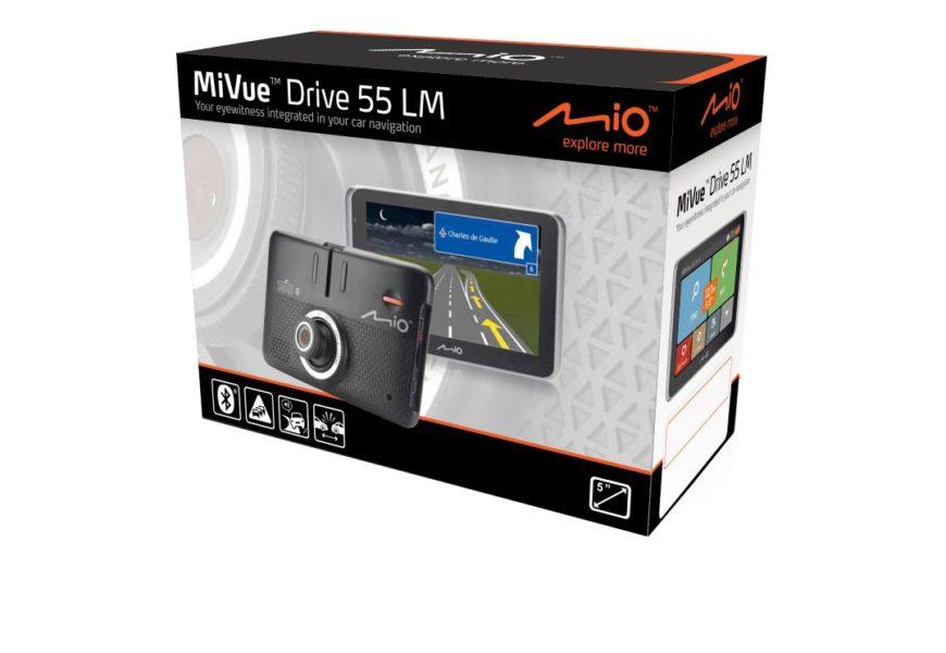 Mio Technology lansează noua gamă de Navigații GPS, Mio MiVue Drive
