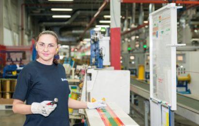 Grupul Michelin investeşte 60 de milioane de euro în uzina din Zalău