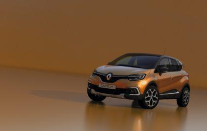 Noul Renault Captur, dezvăluit la Salonul Auto de la Geneva