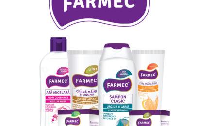 O nouă gamă de produse pe bază de extracte naturale este lansată de Farmec