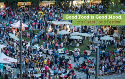 Street Food Festival, in curand in 9 orase din Romania