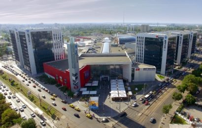 AFI Europe România, venit operațional net de 46 milioane euro în 2016