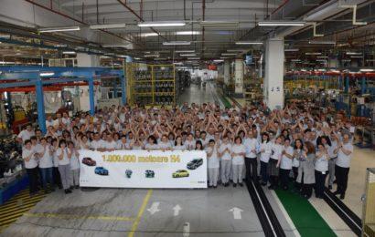 Uzina Dacia a produs peste un milion de motoare Energy TCe 90