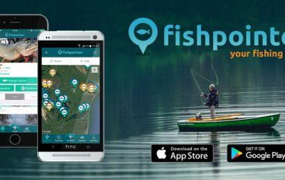 Fishpointer a lansat o noua aplicatie de mobil pentru pescuit