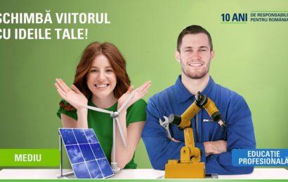 Petrom finanteaza cu 200.000 de euro proiecte de educatie si mediu