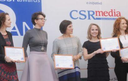 Romanian CSR Awards: Mol Romania, premiata la categoria Sustinerea Comunitatii