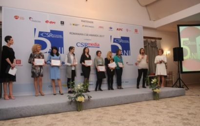 Romanian CSR Awards 2018 a aliniat la start peste 160 de proiecte