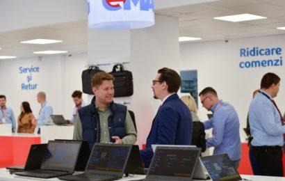eMAG a deschis la Sibiu cel mai mare showroom din provincie