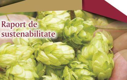 Ursus Breweries a lansat un nou Raport de Sustenabilitate