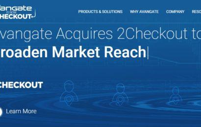 Avangate achiziționează procesatorul global de plăți 2Checkout